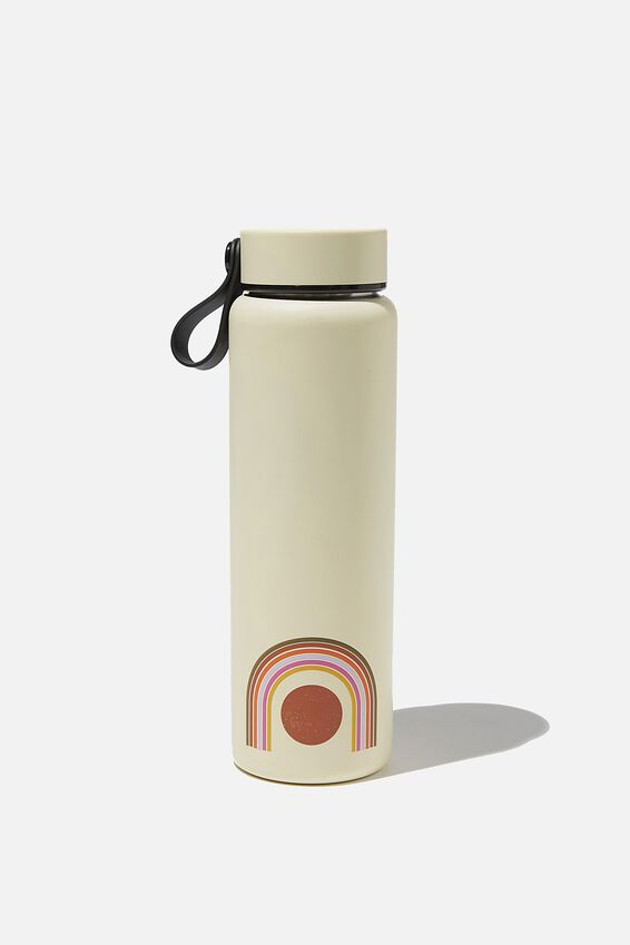 On The Move Metal Drink Bottle 500Ml, ARCH