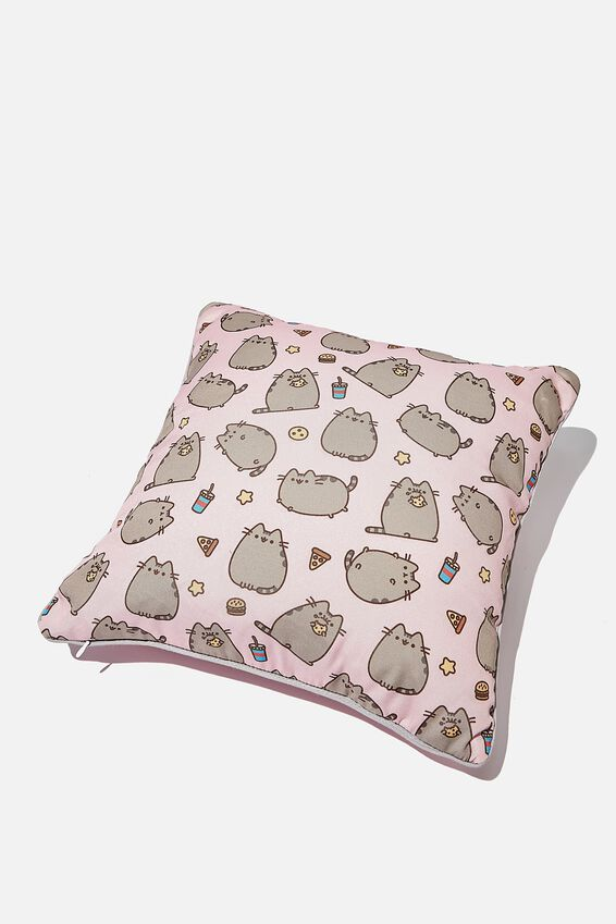 Square Cushy Cushion, LCN PUSHEE CANT MOVE