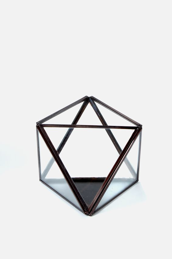 Glass Terrarium, PRISM