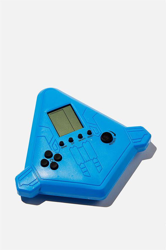 Nostalgic Block Gamer, PROTON CLASSIC BLUE