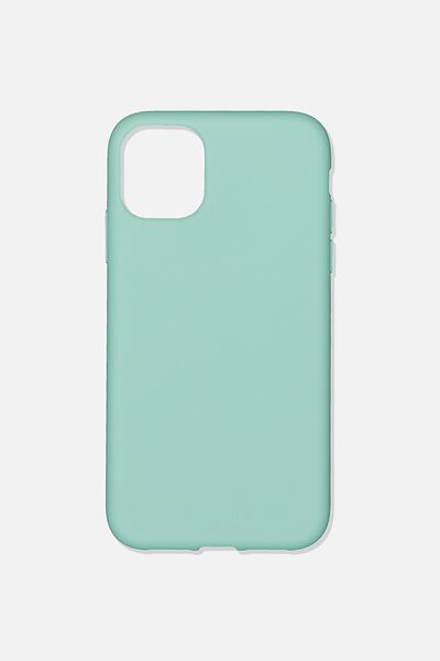 Slimline Recycled Phone Case Iphone 11, SOFT MOSS