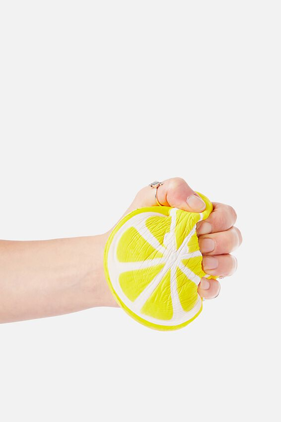Novelty Squishy, LEMON