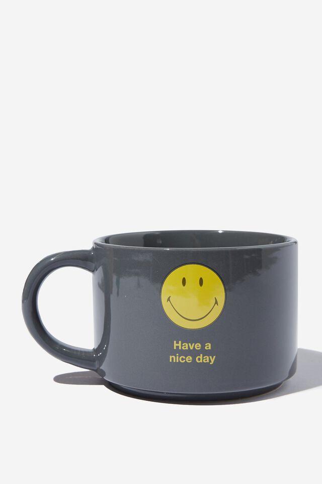 Big Hit Mug, LCN SMI HAVE A NICE DAY