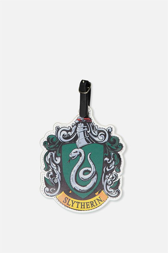 Shape Shifter Luggage Tag, LCN SLYTHERIN