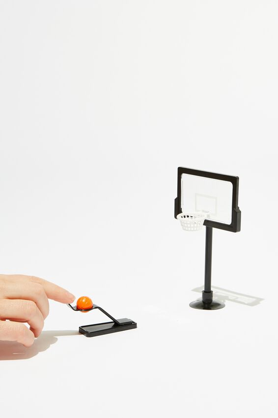 Mini Desktop Activities, FINGER BASKETBALL