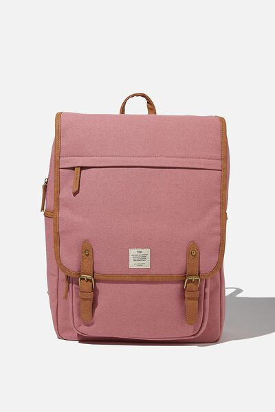 Heritage Backpack 2.0, DUSTY ROSE