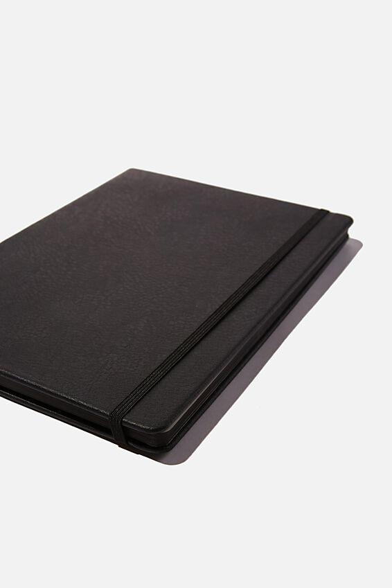A4 Buffalo Journal, JET BLACK