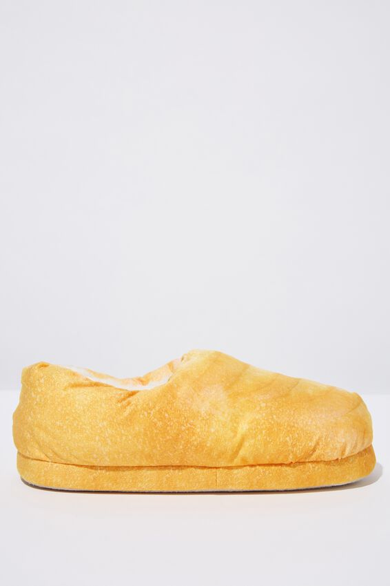Novelty Slippers, BREAD