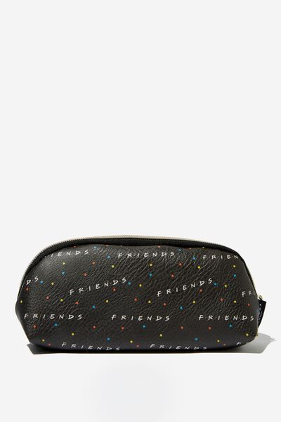 Curved Pencil Case, LCN FRIENDS