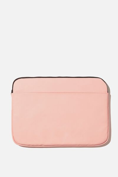 Core Laptop Cover 13 Inch, PEACH CANDY
