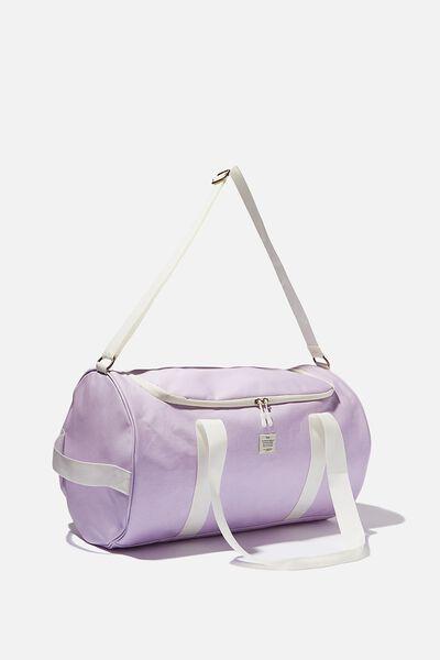 Explorer Duffle Bag, PALE LILAC