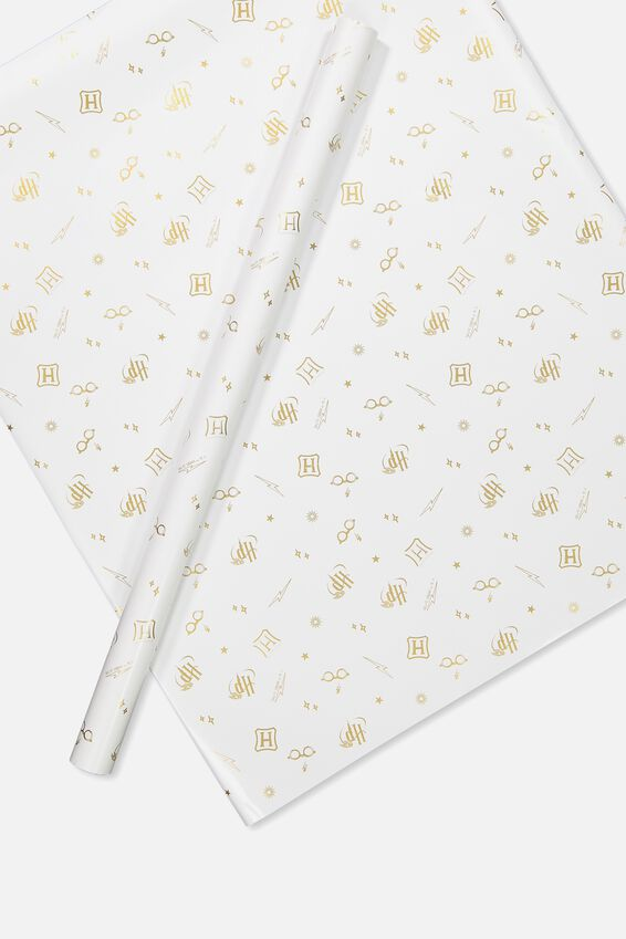 Harry Potter Wrapping Paper, LCN HARRY POTTER YARDAGE