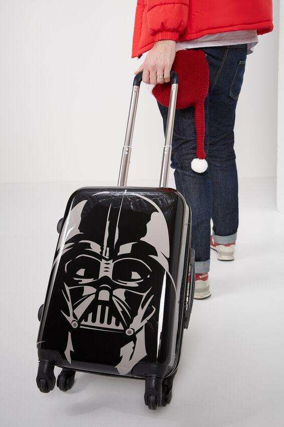 Star Wars Small Suitcase, LCN DARTH VADER