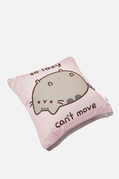 Square Cushy Cushion, LCN PUSHEE CANT MOVE
