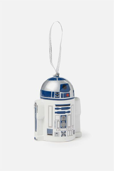 Licensed Ornament, LCN R2D2