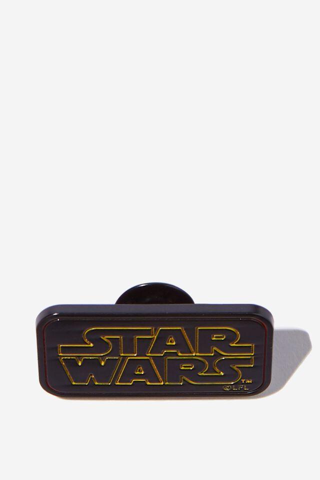Star Wars Enamel Badge, LCN LUC STAR WARS
