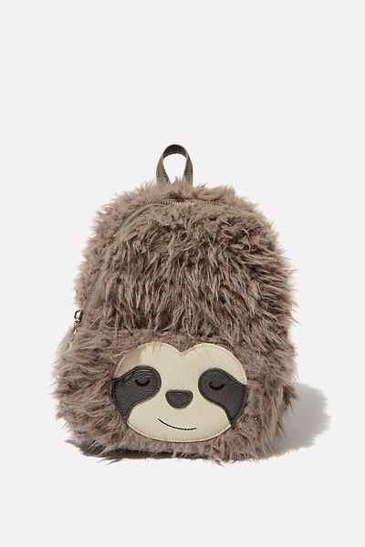 Mini Cairo Backpack, SLOTH