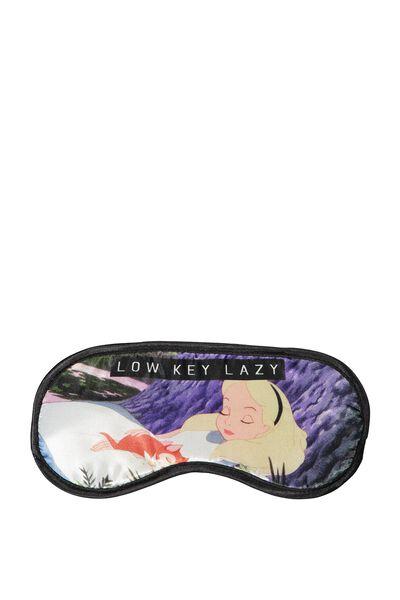 Oversized Eye Mask, LCN LOW KEY LAZY