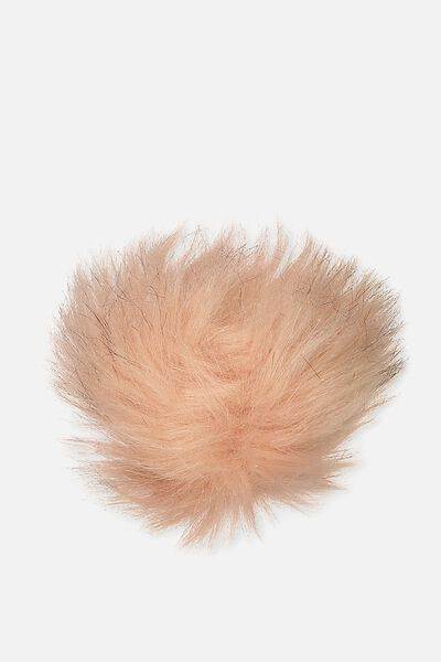 Personalised Pom Pom, PINK FUR