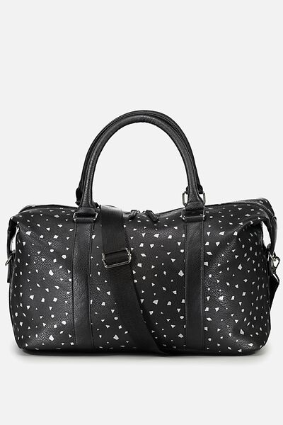 Weekend Away Duffel Bag, PEARL FLECK