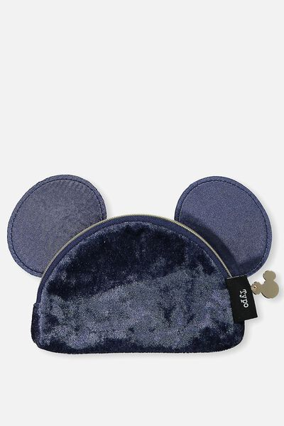 Cashed Up Coin Purse, LCN MICKEY HEAD