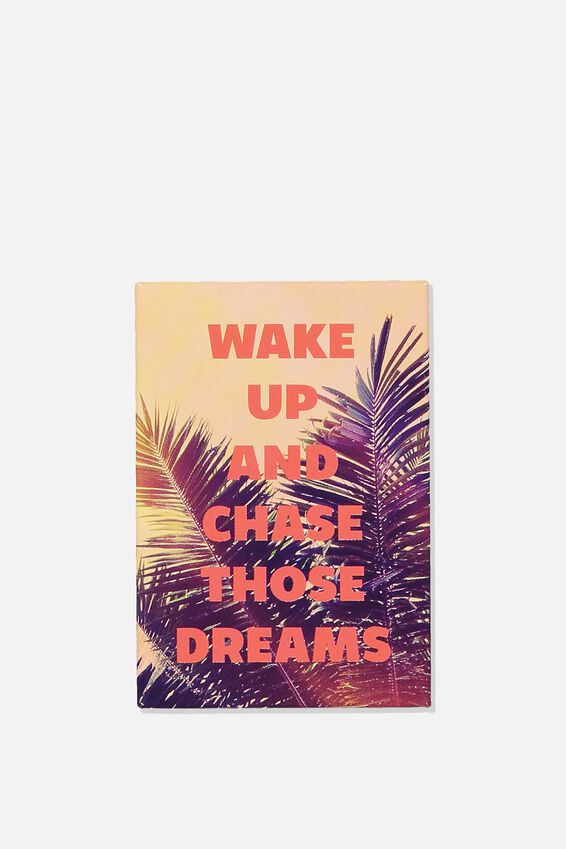 Quirky Magnets, CHASE THOSE DREAMS