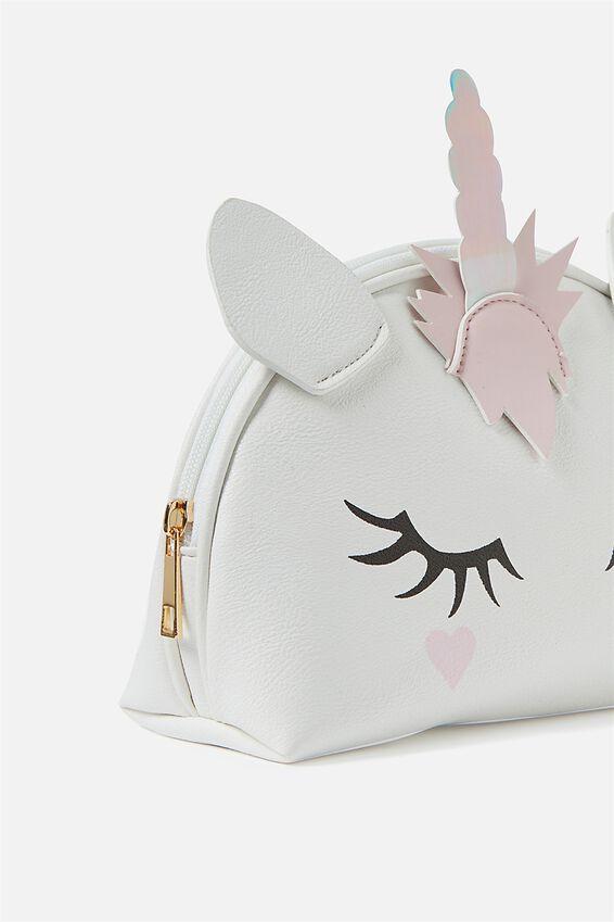 Cosmetic Bag, UNICORN