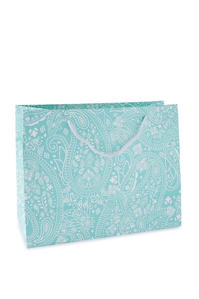 Stuff It Gift Bag - Medium, WHITE LACE