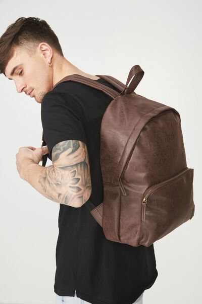 Austin Backpack, RICH TAN