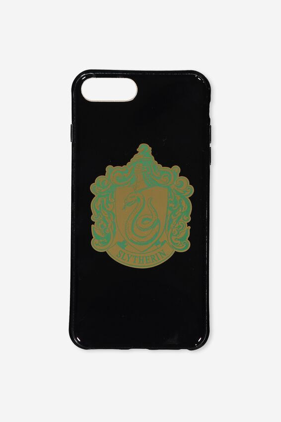 Printed Phone Cover 6,7,8 Plus, LCN SLYTHERIN