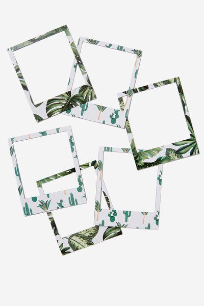 Large Instant Magnet Pack, PLANT LOVER