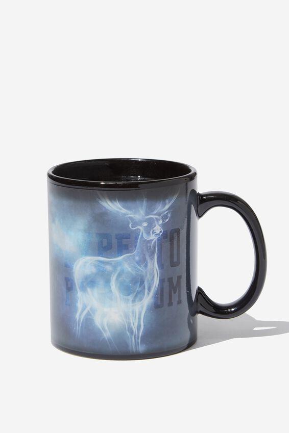 Harry Potter Heat Sensitive Mug, LCN WB HPO EXPECTO PATRONUM