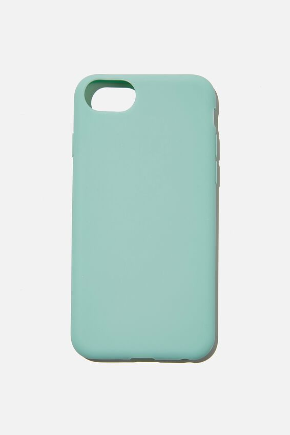 Recycled Phone Case iPhone 6, 7 ,8, SE, WATER BLUE