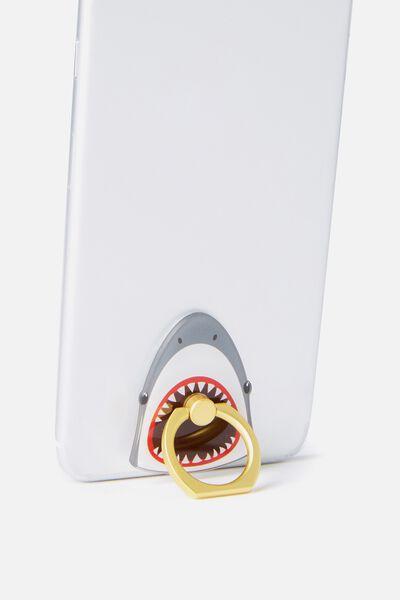 Phone Rings, SHARK