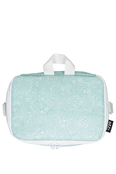 Cooler Lunch Bag, LACE PRINT