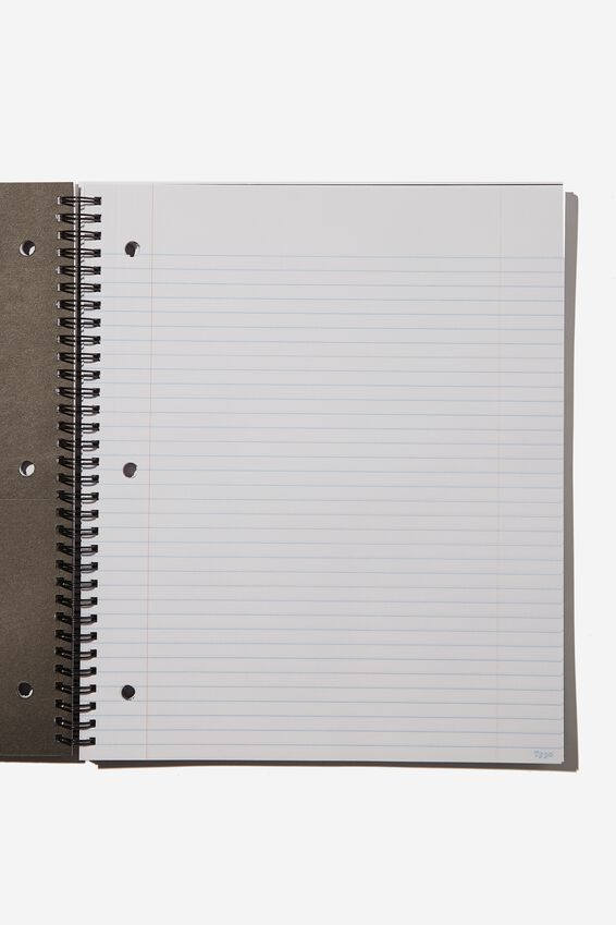 College Ruled Campus Notebook, RG USA MAP ILLUSTRATION