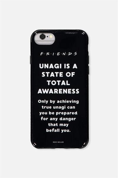 Transparent Phone Cover Universal 6,7,8, LCN FRIENDS UNAGI