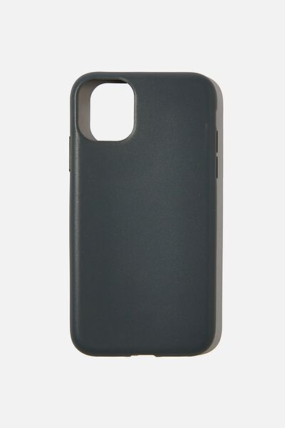 Recycled Phone Case iPhone 11, COOL GREY