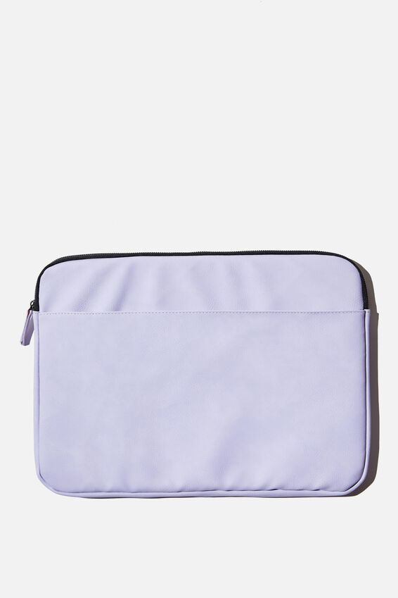 Core Laptop Cover 15 Inch, RG PALE LILAC
