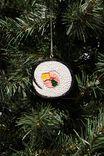 Resin Christmas Ornament, SUSHI