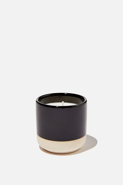 Double Dip Candle, BLACK