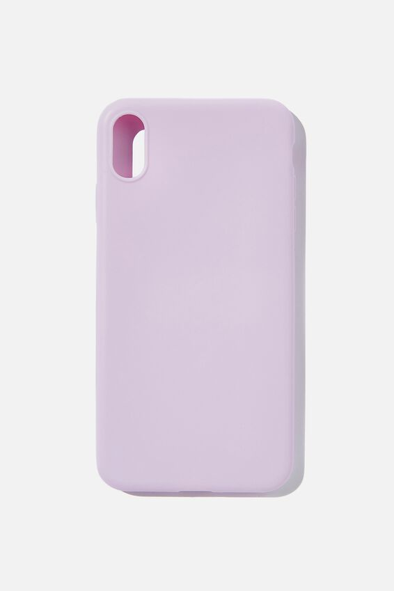 Recycled Phone Case iPhone Xs Max, HEATHER