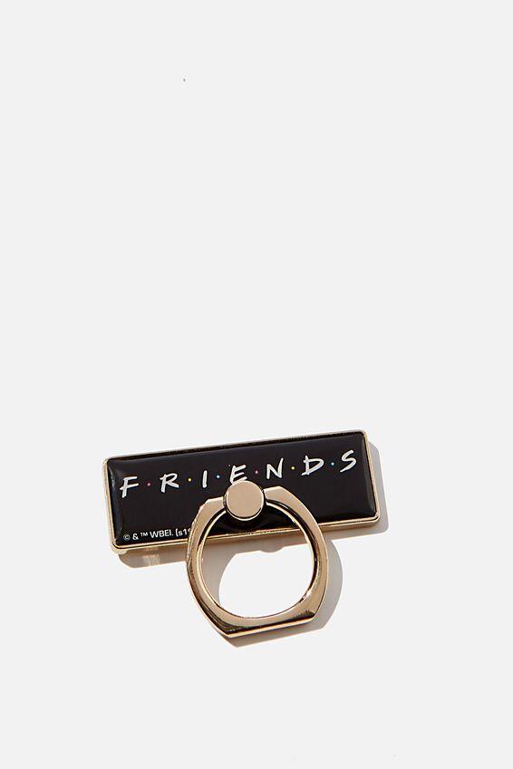 Licenced Metal Phone Ring, LCN WB FRIENDS