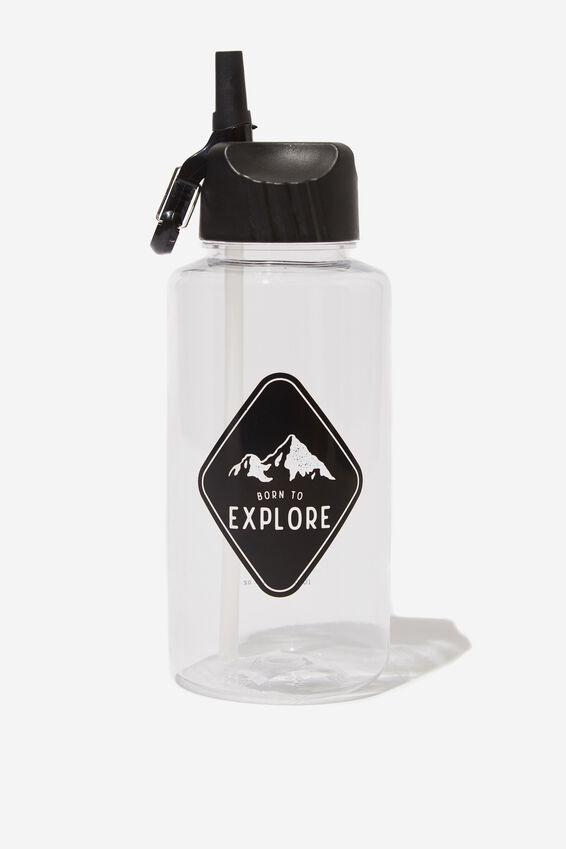 Suck It Up Drink Bottle, EXPLORE