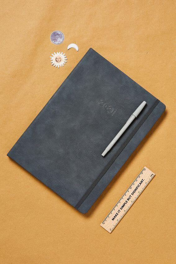 A5 Buffalo Journal, WELSH SLATE