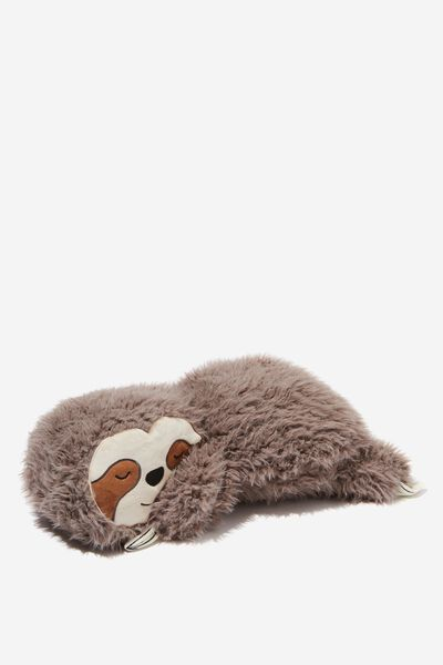 Get Cushy Cushion, SLEEPING SLOTH