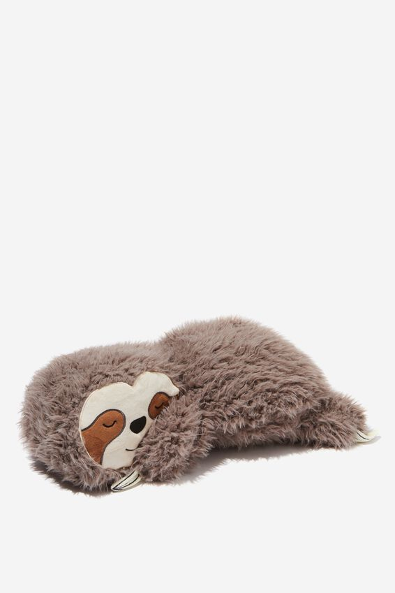 Get Cushy Cushion, SLEEPING SLOTH
