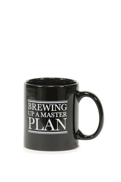 Anytime Mug, BREWING UP