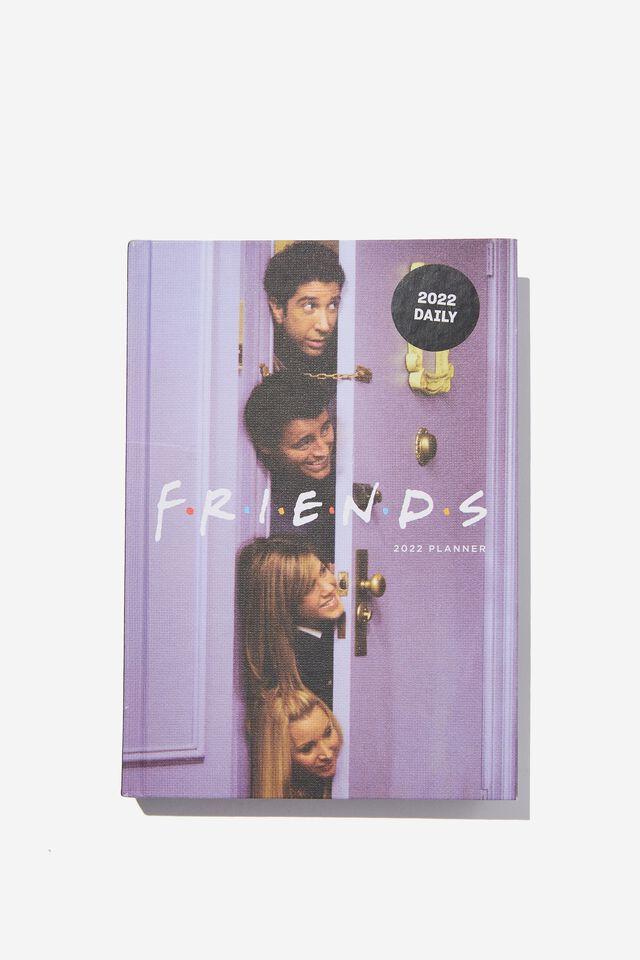 2022 Big Ticket Daily Diary Friends, LCN WB FRIENDS