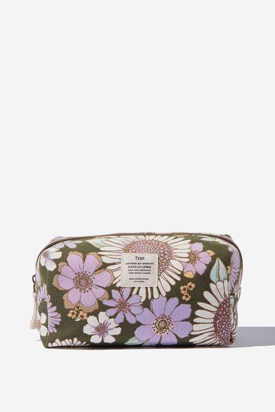 Florence Pencil Case, SUNNIE FLORAL